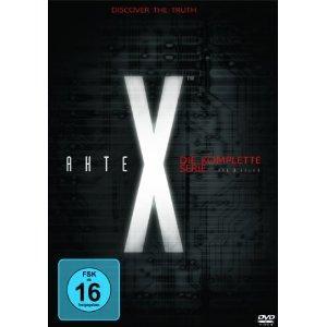 Akte X - Complete Box [53 DVDs] - 80,95€ @ Amazon DE