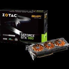 ZOTAC GTX 980 AMP! Edition, Grafikkarte