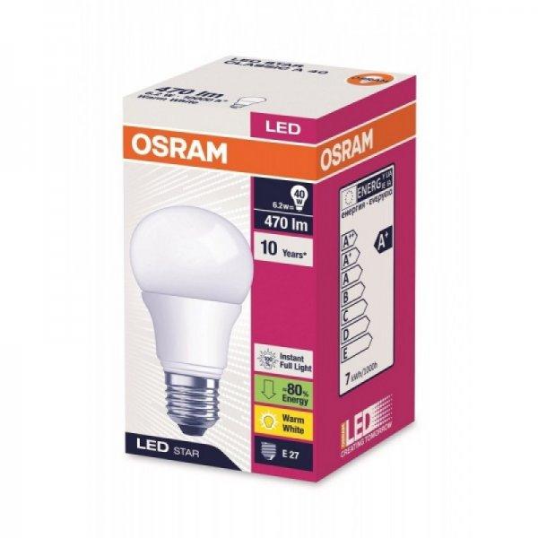 Osram LED Star Classic A40 bei Grünspar für 1,99 Euro + 4,90 Versand