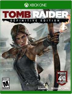 [Xbox one] Deals with Gold: Tomb Raider: Definitive Edition für 26,79 Euro