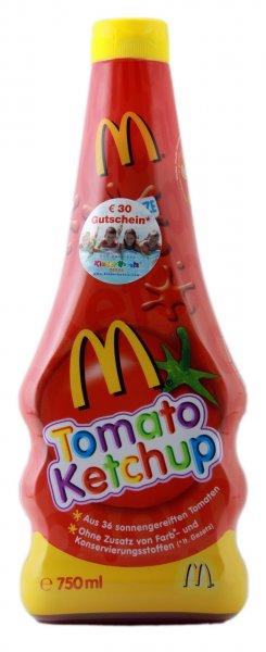 ---FAIL----TRINKGUT - Angebot der Woche - Orginal Mc.Donalds Ketchup 500ml für 1,11€