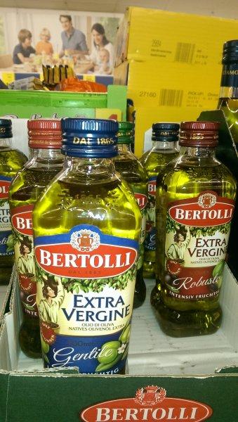[LIDL] Bertolli Olivenöl 500ml 2,88