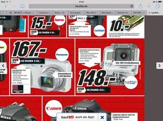 GoPro Hero White Slim Edition inkl. Fernbedienung! Vorsicht Kunden locken siehe Text!!! Sorry ....