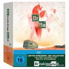 Breaking Bad - Limited Steelbook Art Collection (Blu ray) @ Media Markt (lokal - Bonn)