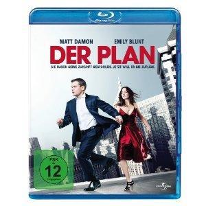 Amazon Herbstschnäppchen: Der Plan [Blu-Ray] für 8,97 NUR HEUTE