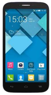 Amazon: Alcatel Pop C9 - Smartphone mit 5.5'' Display