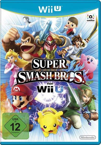 Nintendo Super Smash Bros Wii U Spiel für 43,28€ bei Digitalo