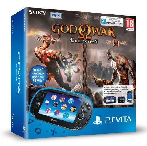 PS Vita Bundles für 174,55€ @Amazon.fr