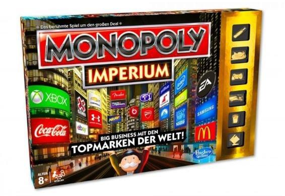 Hasbro Monopoly Imperium für 17,50€ @DealClub