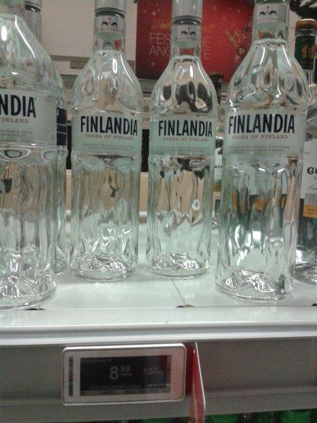 [Metro bundesweit] Finlandia Vodka 0,7l