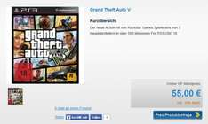 [Lokal] GTA 5 für PS3 (Grand Theft Auto V / Playstation 3)