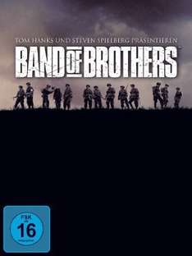 Band of Brothers - Wir waren wie Brüder: Die komplette Serie [6 DVDs] für 9,97 Euro @Amazon (Prime)