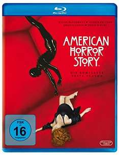 American Horror Story - Season 1 [Blu-ray] für 19,99 Euro @Amazon.de (Prime)