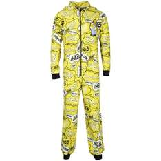 Homer Simpson Men's Printed Onesie & Family Guy für 12,69€  / Star Wars (34,29€) [zavvi.com]