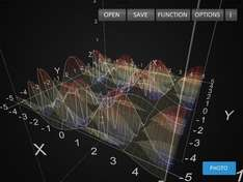 [IOS] VisualMath 4D kostenlos für IPhone & IPad