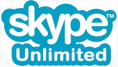 Skype Unlimited World - 1 Monat Kostenlos