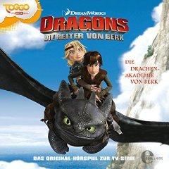 Amazon - gratis MP3 - Folge 1: Die Drachen-Akademie von Berk (Das Original-Hörspiel zur TV-Serie)