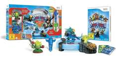 Skylanders Trap Team: Starter Pack (Wii) + Lebens Falle - Riot Shield Shredder gratis @ Amazon.de