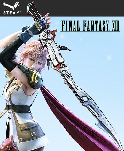[Steam] Final Fantasy 13