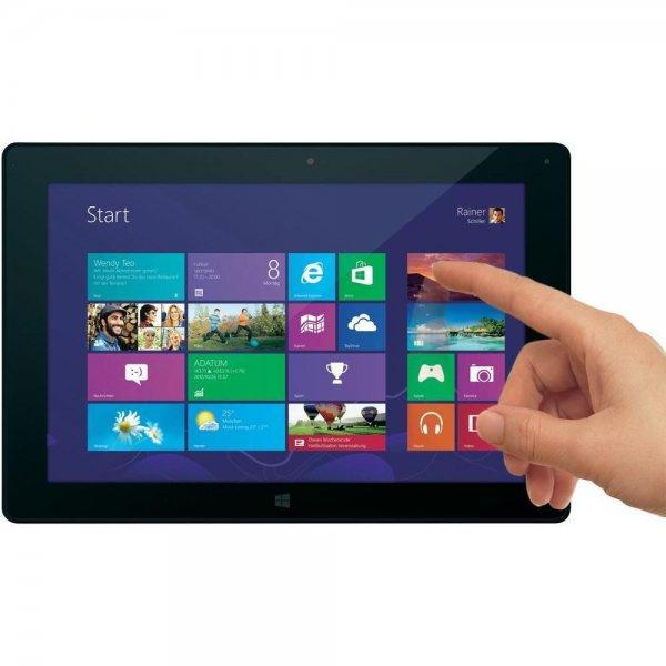 """[B-Ware] Odys WinTab 10 Tablet 25.7 cm (10.1"""") Schwarz mit Windows 8.1"""