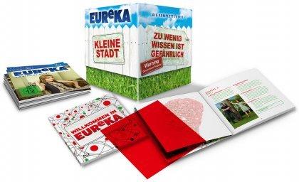 Eureka - Die komplette Serie (Bluray) für 39€ @Media Dealer