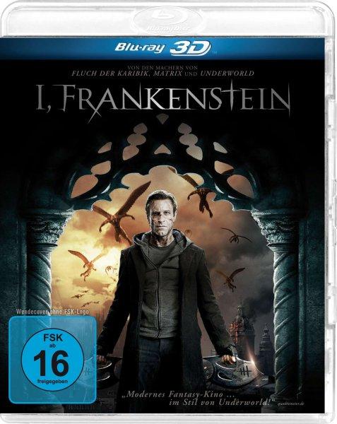 """[Lokal - Expert Lichtenfels] 3D-BluRay """"I, Frankenstein"""" für 9,99- Euro"""