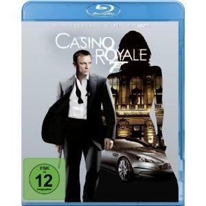Casino Royal Blu-Ray für 5,99