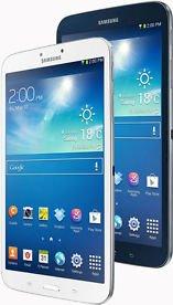 Samsung Galaxy Tab 3 T3100 in schwarz & Weiß für 119€ @ ebay