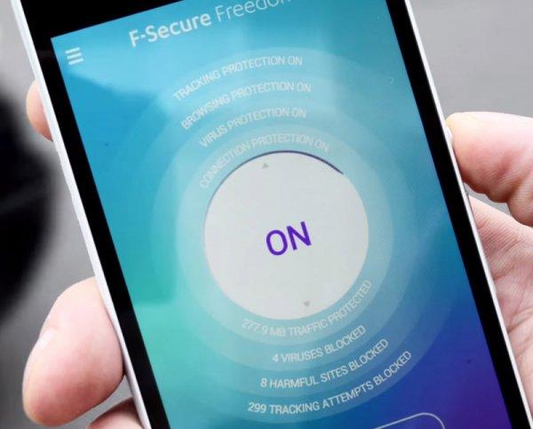 [Android/iOS] 1 Jahr GRATIS: F-Secure Freedome VPN - sicher im öffentlichen WLAN + Virenschutz