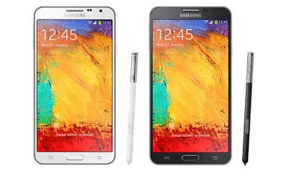 Samsung Galaxy Note 3 Neo N7505 in schwarz und weiß für 289€ bei eBay