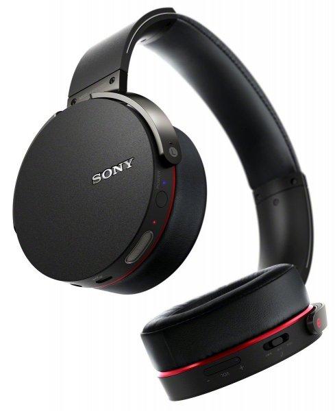Sony MDR-XB950BT für 109€ @Amazon - Extra Bass-Kopfhörer mit Bluetooth und NFC
