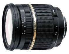 Tamron AF 17-50mm Canon /2,8 SP Di II LD ASL IF (also Non-IS) für Canon - MEINPAKET 15%