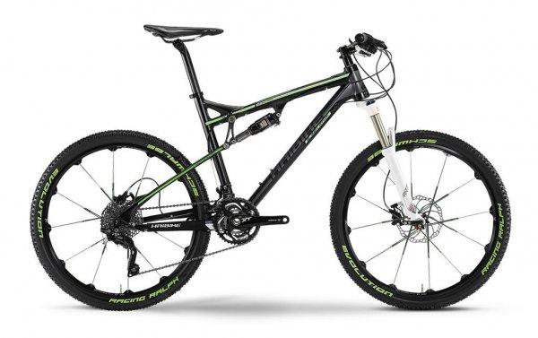 "Haibike Sleek MTB 26"" Somo 30G XT - leichtes XC/Marathon Fully @Fun-Corner"