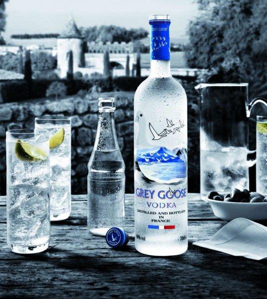 [TrinkGut] Grey Goose Vodka 40% 0,70l
