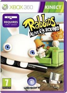 (UK) Raving Rabbids: Alive and Kicking (Kinect) Xbox 360 für 12.69€ @ Zavvi (weitere Angebote im 1. Comment)