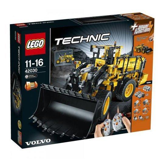 Lego Technic - 2 in 1 Volvo L350F Radlader (42030)  Real  152,15 oder 157,10€