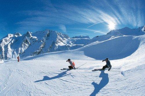 Skiurlaub Ischgl/Samnaun 3* Hotel inkl. Halbpension 4 Tage