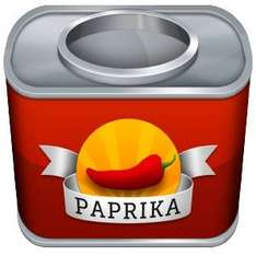 [iOS,OSX,Android,Fire OS] Paprika Rezept-Manager