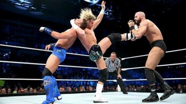 WWE - ganze SmackDown-Folge vom 22.11.2014 als kostenlosen Stream