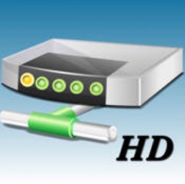 [iOS] Net Master HD - IT Tools & LAN Scanner