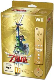 Legend of Zelda: Skyward Sword Limited Edition inkl. Wiimote Plus für 52 Euro@ zavii