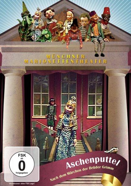 Amazon PRIME DVD - Münchner Marionettentheater Aschenputtel Nur 2,70 € ggf. plus Versand