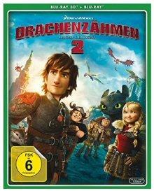 [3D Blu-ray] Drachenzähmen leicht gemacht 2 (inkl. 2D) ab 13,98€ @ ofdb.de Shop