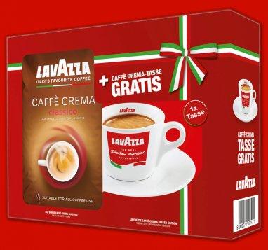 LAVAZZA Caffé Crema Classico inkl. Tasse bei Penny