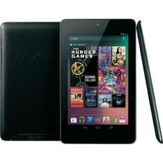 Asus Google Nexus 7 (2012) 32GB für 111€ @ Conrad Black Friday