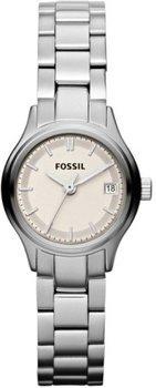 Fossil Damen-Armbanduhr XS Analog Quarz Edelstahl ES3165 @Amazon Cyber Deal: für 49,99€ inkl VSK