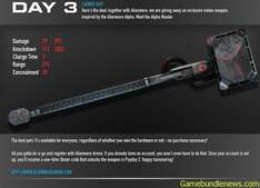 [Steam] Payday 2 Item: Alpha Mauler