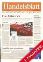 Handelsblatt Digital 6 Monate kostenloses Abo über Sixt