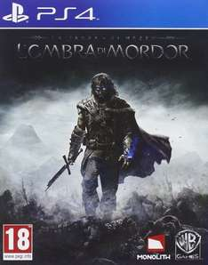 amazon.it - PS4 - Mittelerde: Mordors Schatten; Deutsch