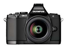 Olympus OM-D E-M5 Kit 12-50 mm (schwarz) für 737€ @Amazon.it
